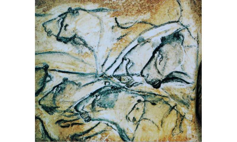 Neanderthals' lack of drawing ability may relate to hunting techniques