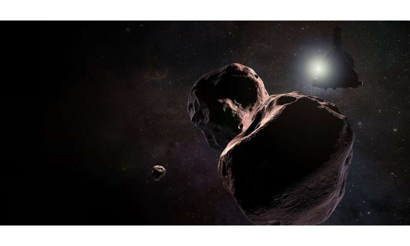New Horizons chooses nickname for 'ultimate' flyby target