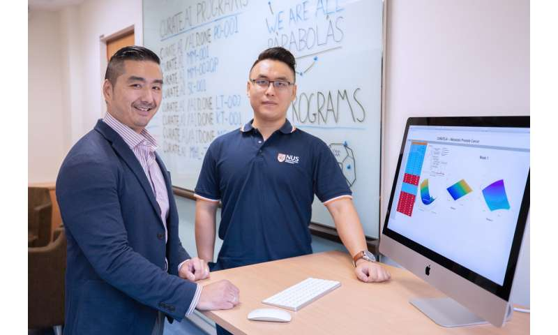 NUS researchers use AI to successfully treat metastatic cancer patient