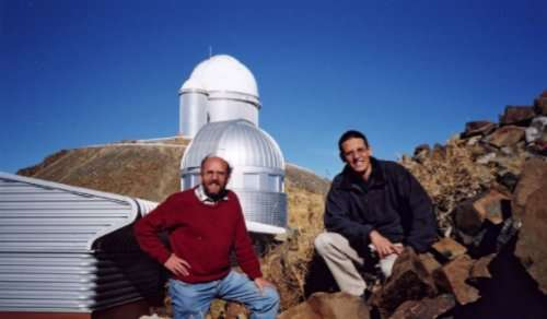 Once upon a time, an exoplanet was discovered