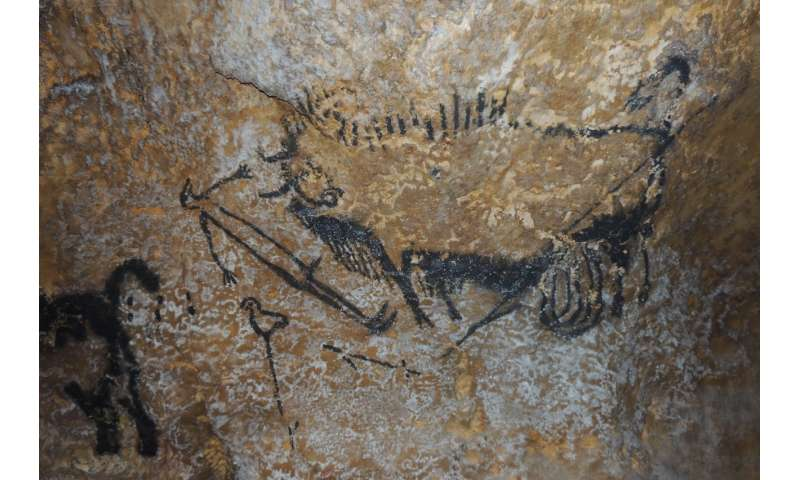 Prehistoric cave art reveals ancient use of complex astronomy