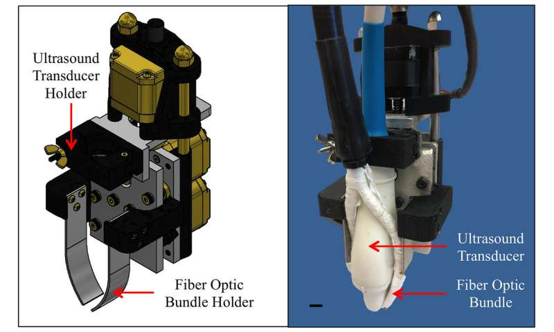 Purdue researchers developing novel biomedical imaging system