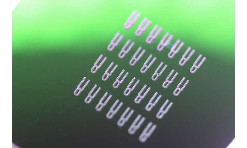 Researchers use sound waves to advance optical communication