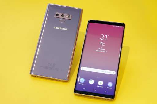 Widget Calendario Samsung.Samsung S 1 000 Note 9 Is Great But So Is The Cheaper S9