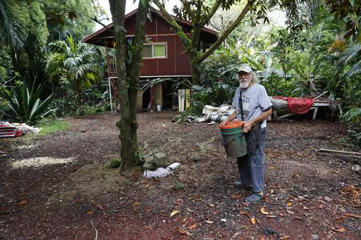 Stay or go? Volcano forces choice for all in eruption zone