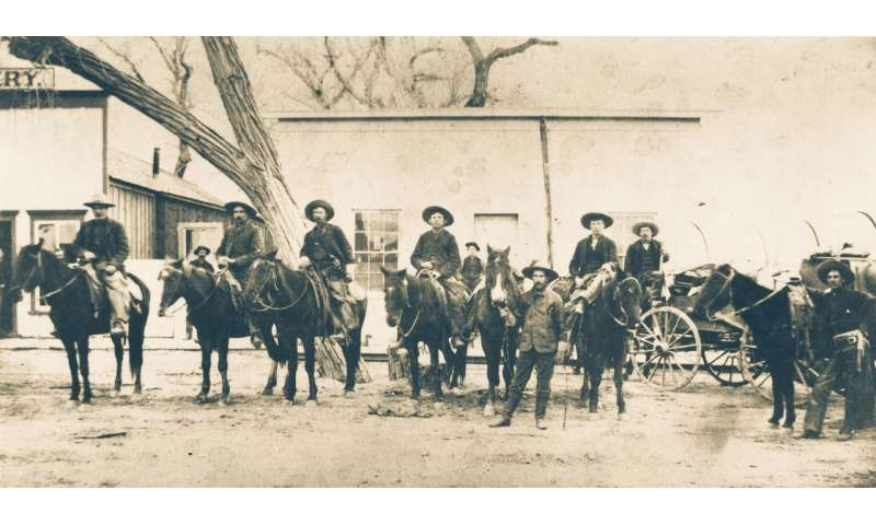 The role of traumatic stress in the violent and romanticized Old West