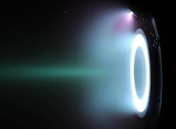 World-first firing of air-breathing electric thruster