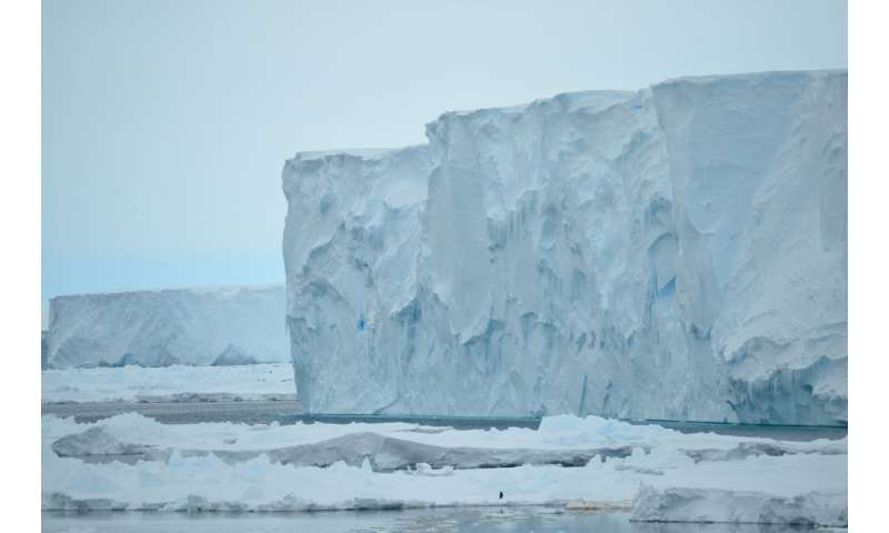 Study reveals new Antarctic process contributing to sea level rise and climate change