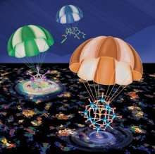 Researchers apply ion soft-landing technique for advances in materials synthesis