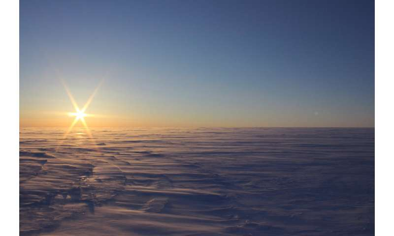 Scientists discover first subglacial lakes in Canadian Arctic
