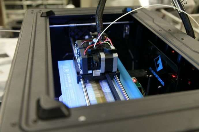 3-D printing breakthrough for lightweight syntactic foams could help submarines dive deeper
