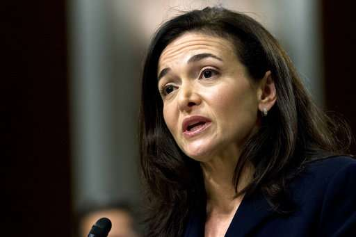 As Facebook faces fire, heat turns up on No. 2 Sandberg