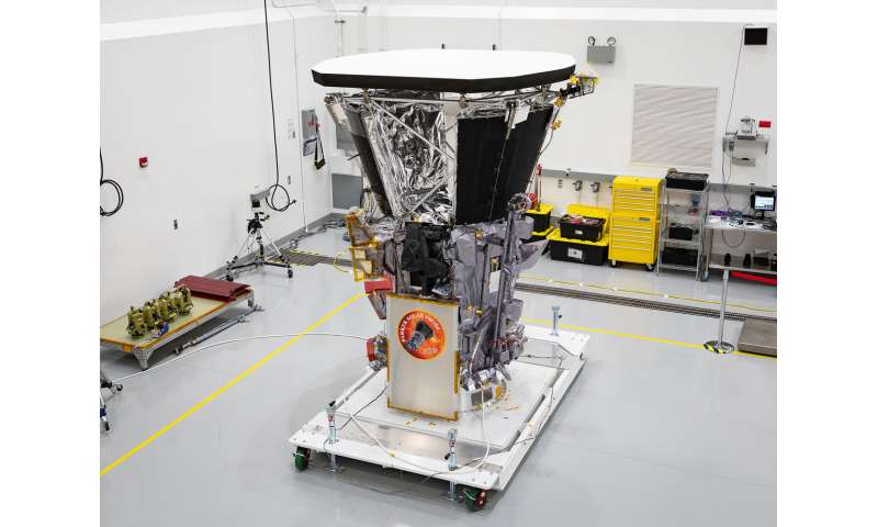NASA prepares to launch Parker Solar Probe, a mission to touch the Sun