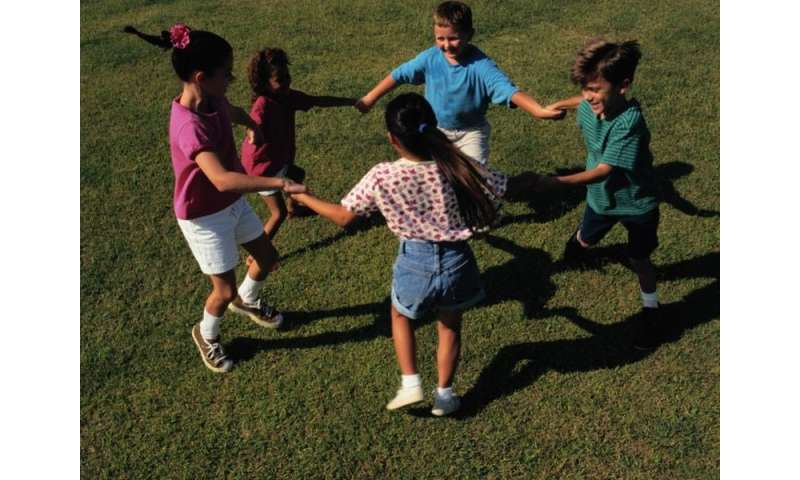 Pediatricians have a role in encouraging play among children