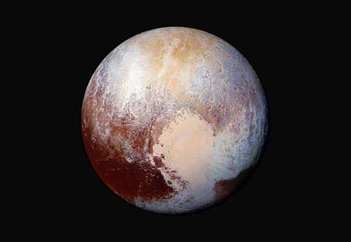 Pluto explorer ushering in new year at more distant world