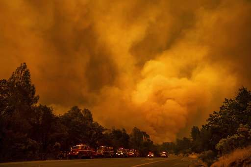 Science Says: Record heat, fires worsened by climate change