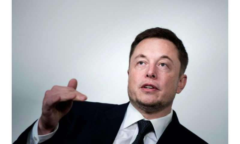 "Tesla CEO Elon Musk says the firm is ""moving rapidly"" to get production going in China"