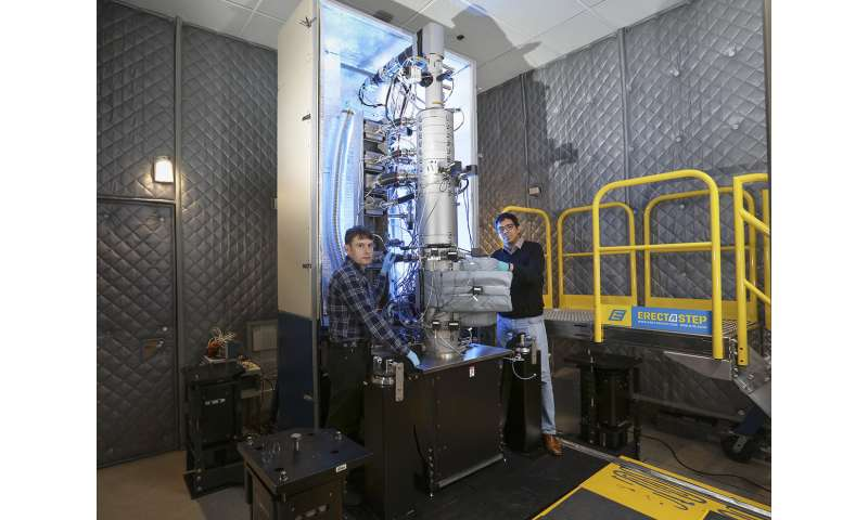 Researchers develop spectroscopic thermometer for nanomaterials