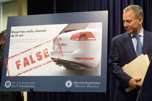 Appeals court backs $10B Volkswagen emissions cheating deal
