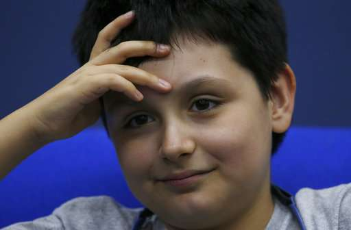 Don't call 12-year-old Mexican university student 'genius'