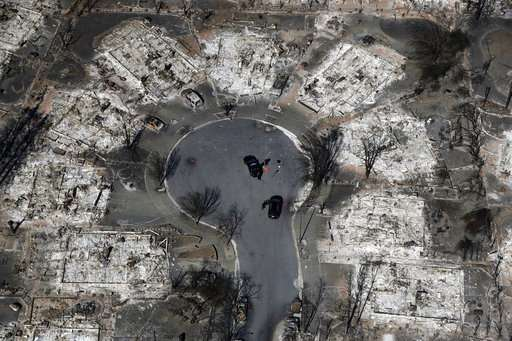 Experts say urban sprawl, climate change hike wildfire risk