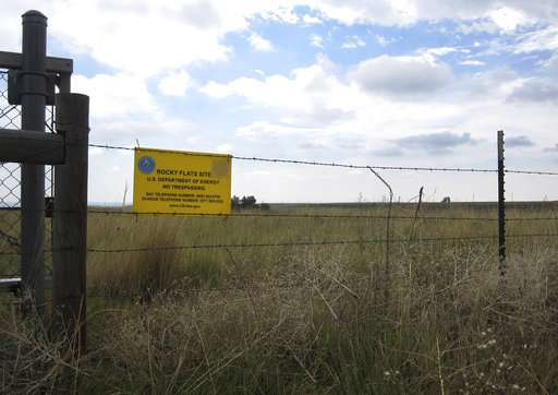 Former Colorado nuke site opens to public as wildlife refuge