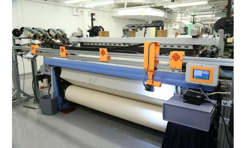 PolyU develops AI-powered system to automate quality control process in textile industry
