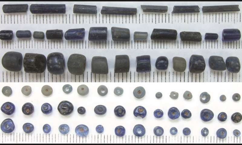 Researchers find first evidence of sub-Saharan Africa glassmaking