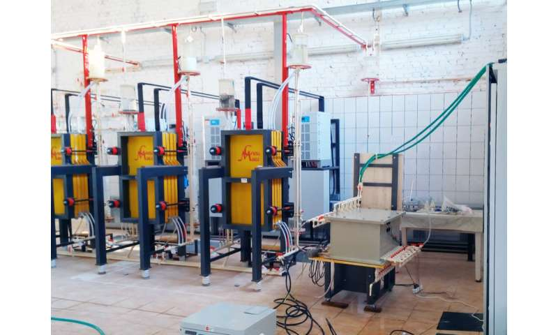 Russian scientists found an alternative to water chlorination