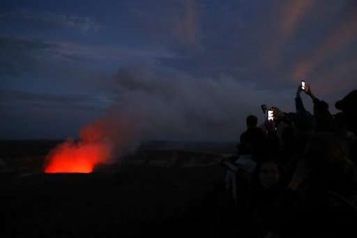 Scientists: Explosive eruption possible at Hawaii volcano