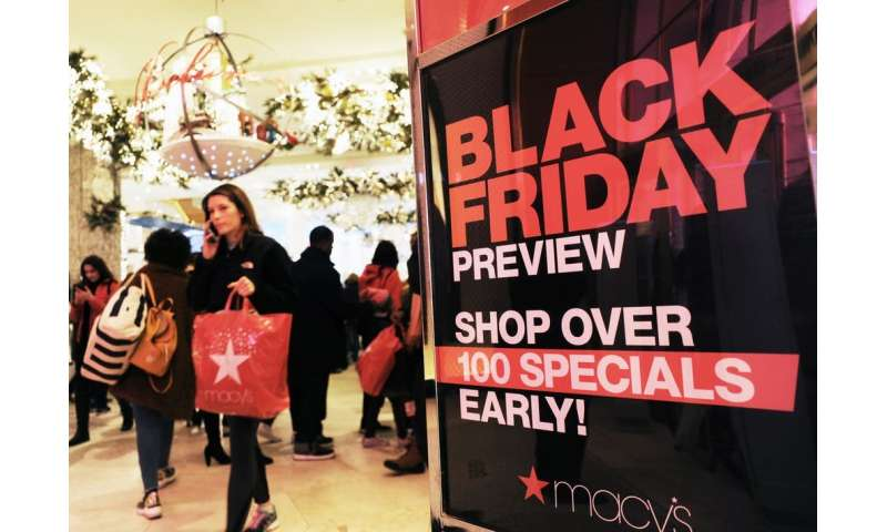 The psychological differences between those who love and those who loathe Black Friday shopping