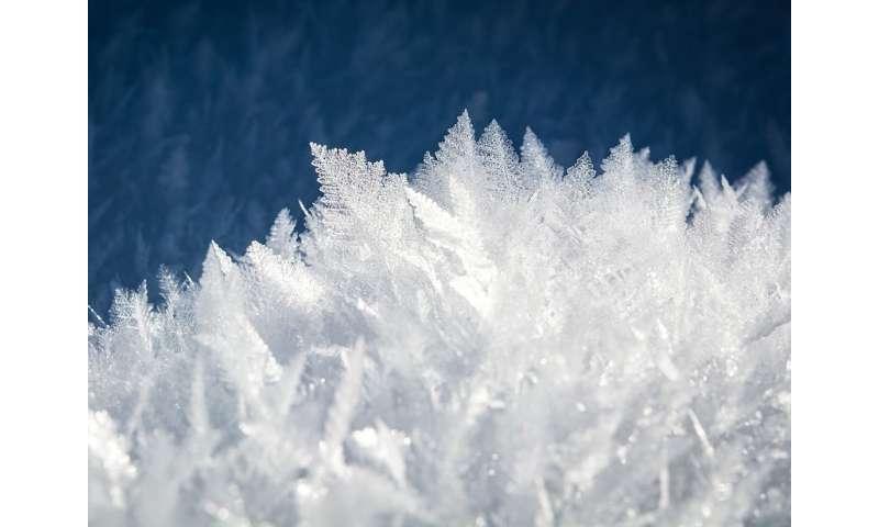 Unlocking the secrets of ice