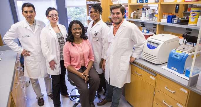 Study reveals new targets to inhibit pulmonary fibrosis