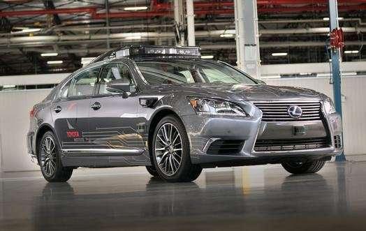 Toyota 3.0 vehicle talking points: Augmented LIDAR, sleek design