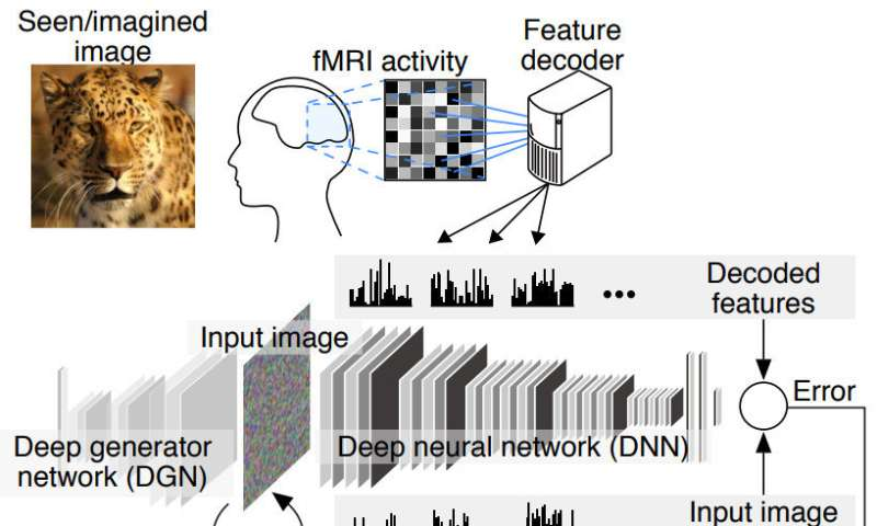 Researchers in Japan are showing way to decode thoughts