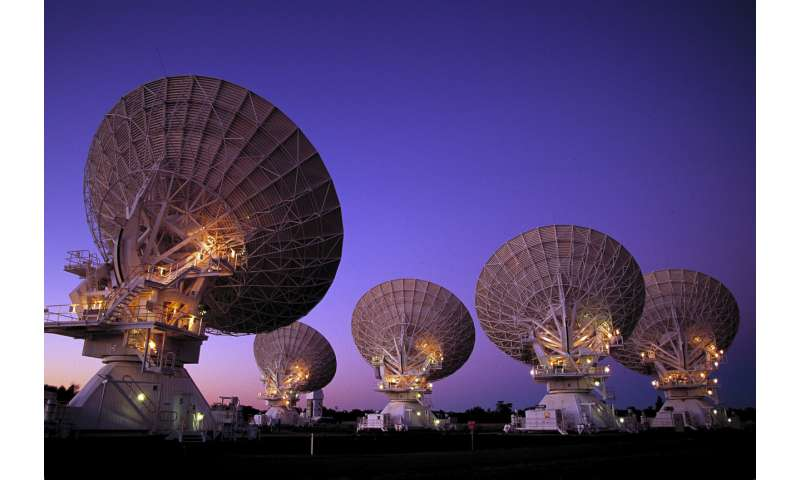 How astronomers can leverage fiber nets and listen to deep space