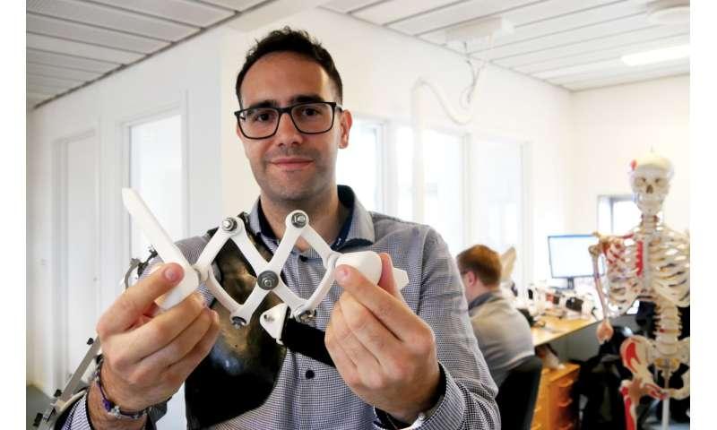 New invention revolutionizes exoskeletons
