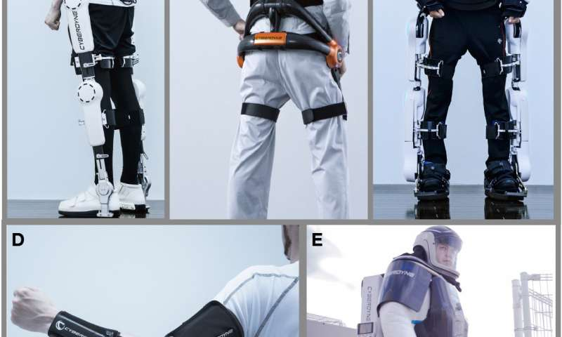 Researchers suggest exoskeletal technology has evolved to embrace the spirit of exoskeletons in science fiction
