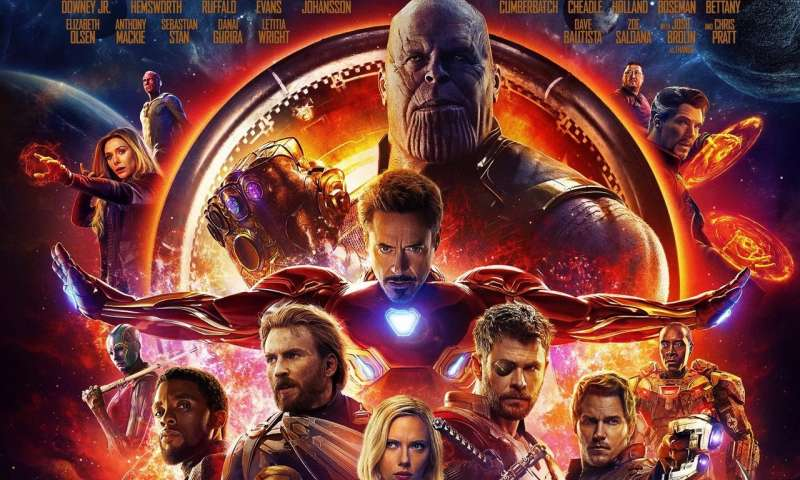 """If the script for """"Avengers: Infinity War"""" was peer-reviewed"""