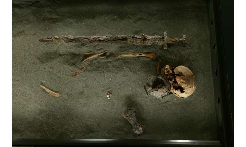 The making of a human population uncovered through ancient Icelandic genomes