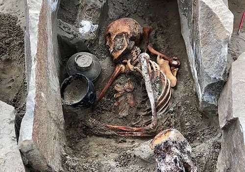 2000-year-old mummy found near Russian reservoir
