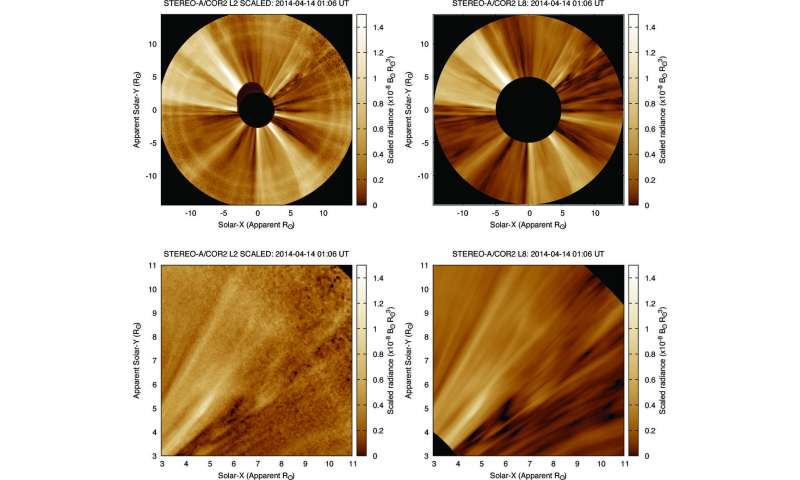 Team creates high-fidelity images of Sun's atmosphere