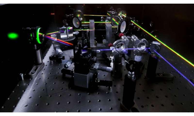 Titanium dioxide as a nanoscale sensor of mechanical stress