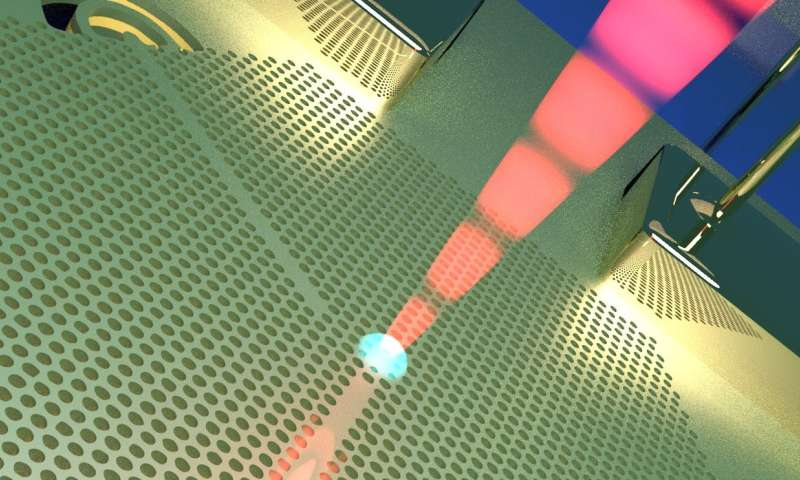 Faster photons could enable total data security