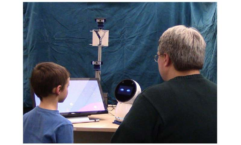 Kids with autism learn, grow with the 'social robot'
