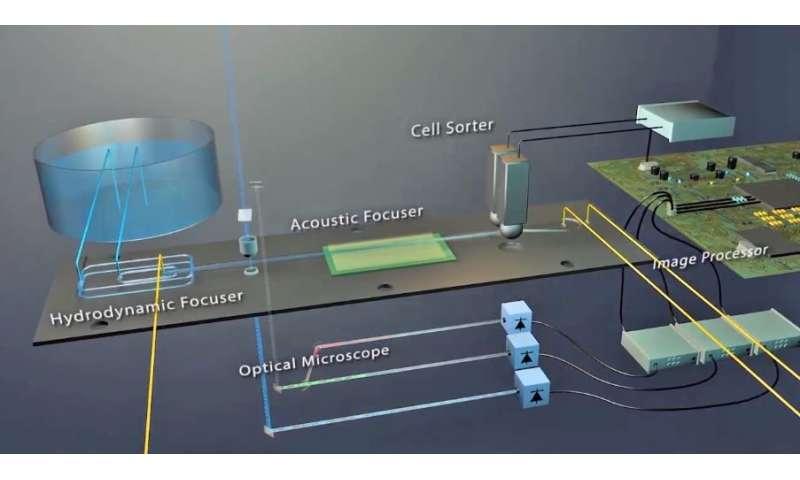 Massive effort yields image-based cell sorting technology