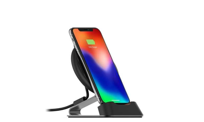 Announcing quartet of wireless charging products for home, office, car