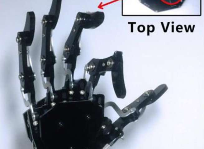 **E-skin able to detect changes in wind, water drops and moving ants