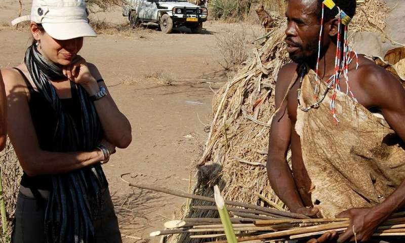 Nomadic hunter-gatherers show that cooperation is flexible, not fixed