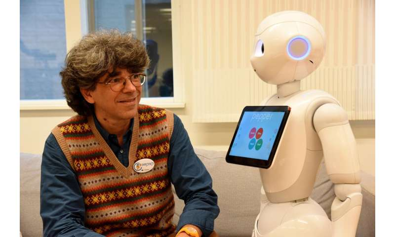 Culturally competent robots – the future in elderly care
